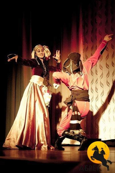 Ачарули - Аджарский танец